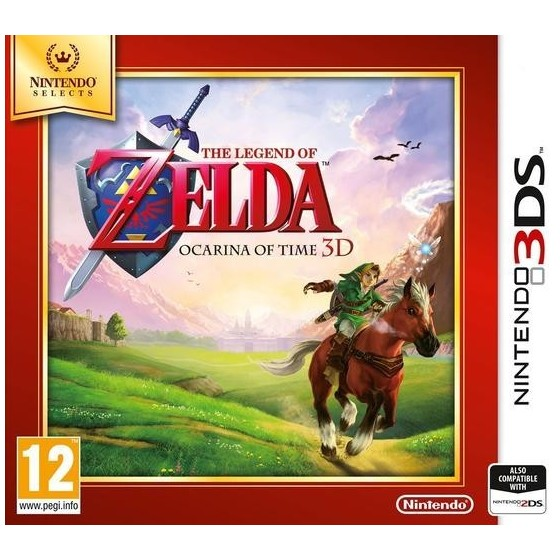 The Legend of Zelda: Ocarina of Time - Selects 3DS