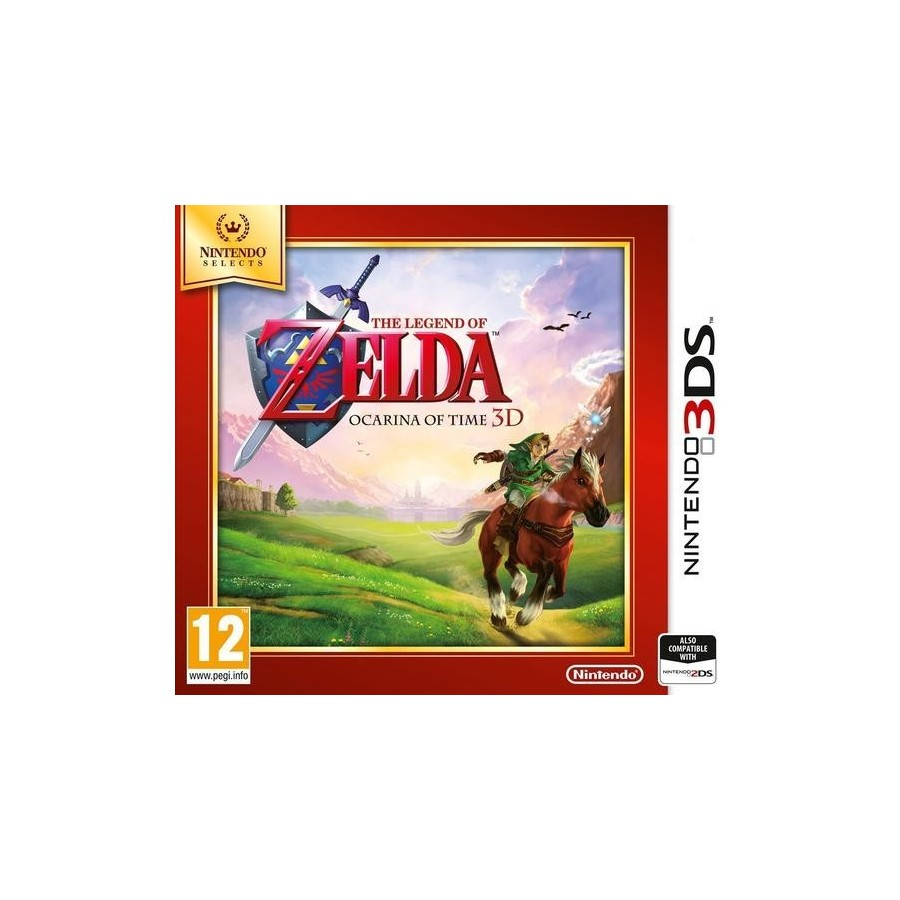 The Legend of Zelda: Ocarina of Time 3DS - Selects