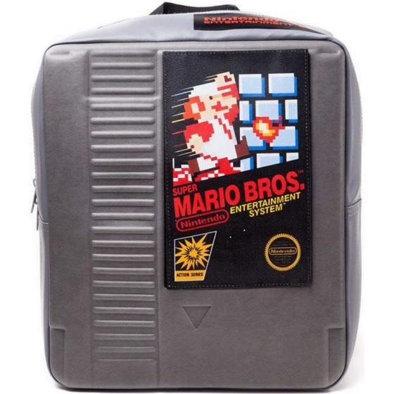 Bioworld - Zaino - Super Mario Bros - The Gamebusters