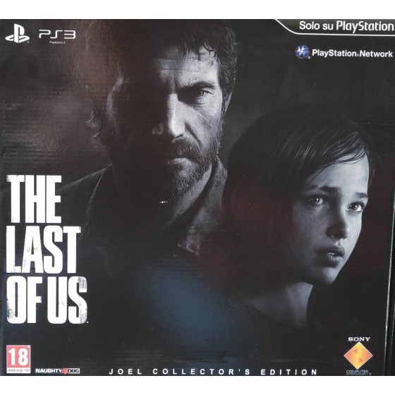 The Last of Us - Joel Collector's Edition - PS3 usato