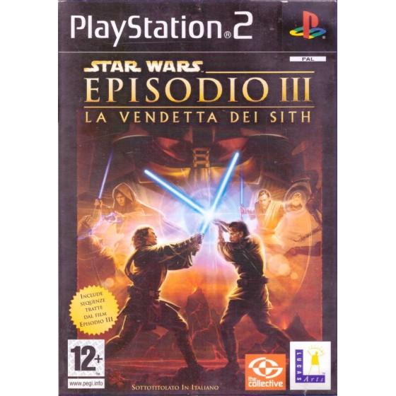 Star Wars Episodio III La Vendetta dei Sith - PS2
