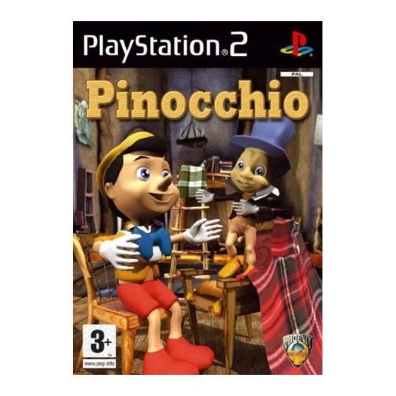 Pinocchio - PS2