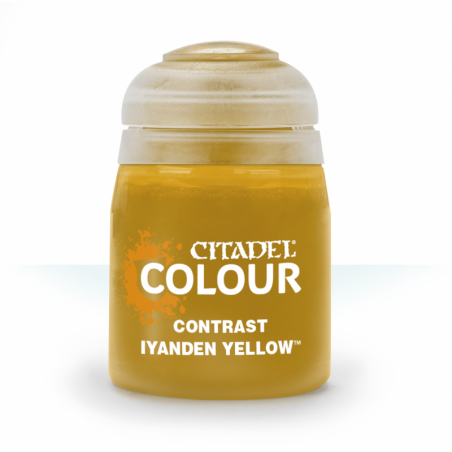 Citadel - Layer - Yanden Yellow - The Gamebusters