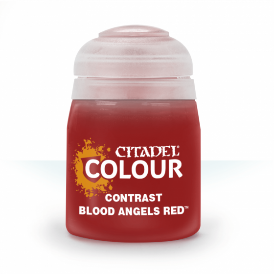 Citadel - Layer - Blood Angels Red - The Gamebusters
