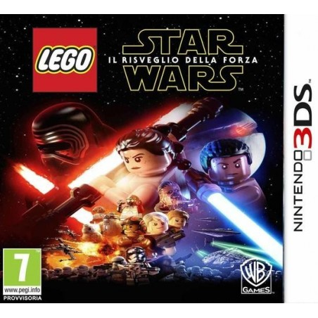 LEGO Star Wars: Il Risveglio della Forza - 3DS