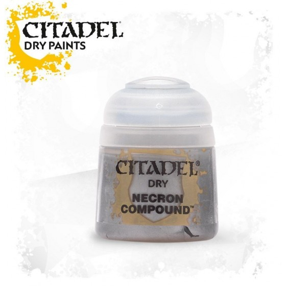 Citadel - Dry- Necron Compound  - The Gamebusters