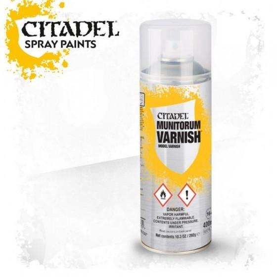 Citadel - Spray - Monitorum Vanish - The Gamebusters