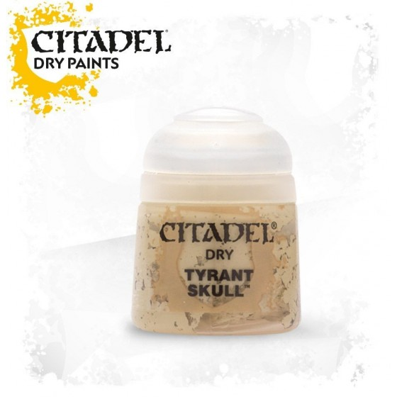 Citadel - Dry - Tyrant Skull - The Gamebusters