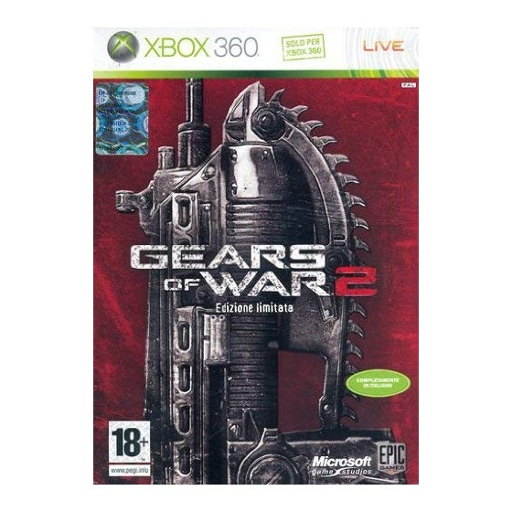 Gears of War 2 - Limited Edition - Xbox 360