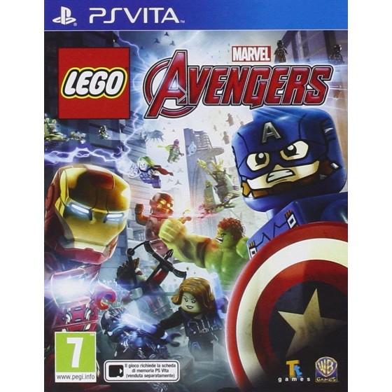 Lego Marvel Avengers - PSVita