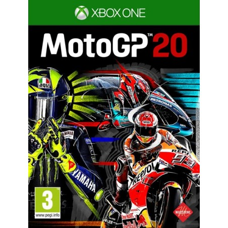 MotoGp 20 - Preorder Xbox One - The Gamebusters