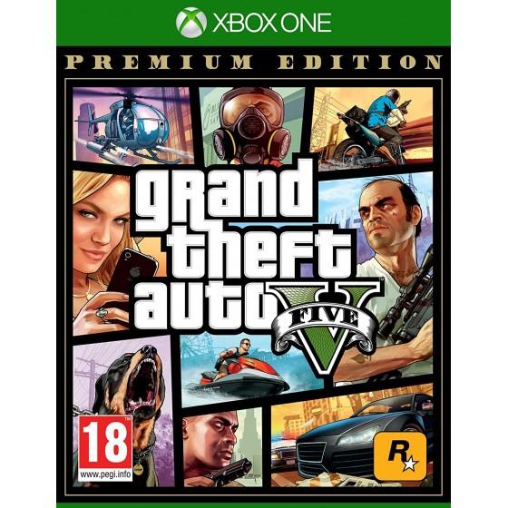 GTA V - Premium Edition  - Xbox One