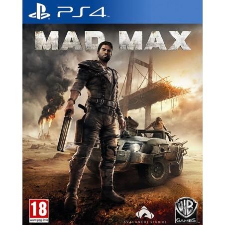 Mad Max per ps4
