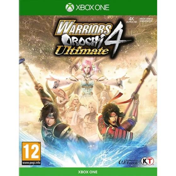 Warriors Orochi 4 Ultimate - Xbox One