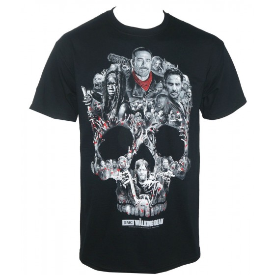 T-Shirt - Skull - The Gamebusters