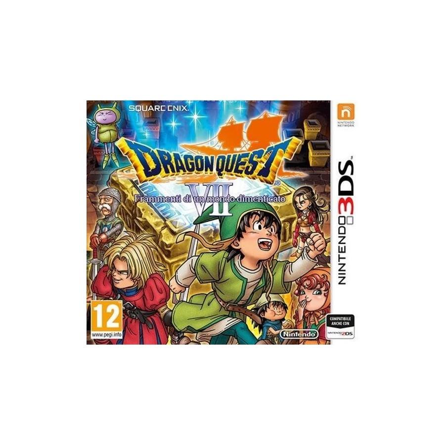 Dragon Quest VII: Frammenti di un Mondo Dimenticato - 3DS