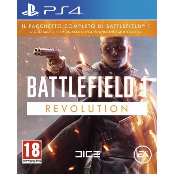 Battlefield 1 Revolution - PS4