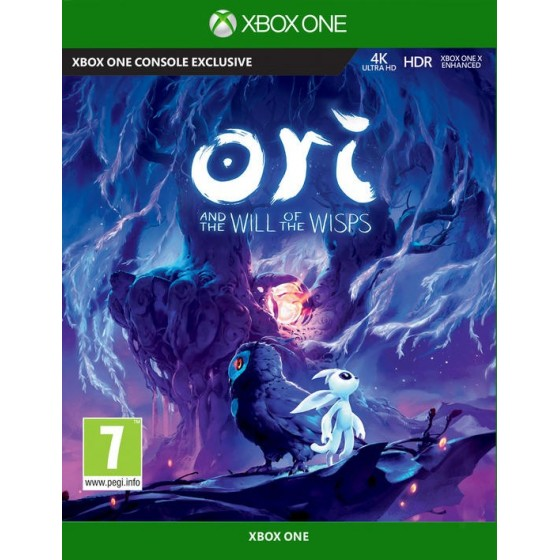 Ori and the Will of the Wisps  -  Xbox One - The Gamebusters