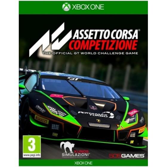 Assetto Corsa Competizione - Xbox One - The Gamebusters