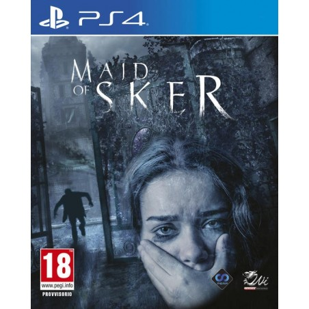Maid of Sker - Preorder PS4 - The Gamebusters