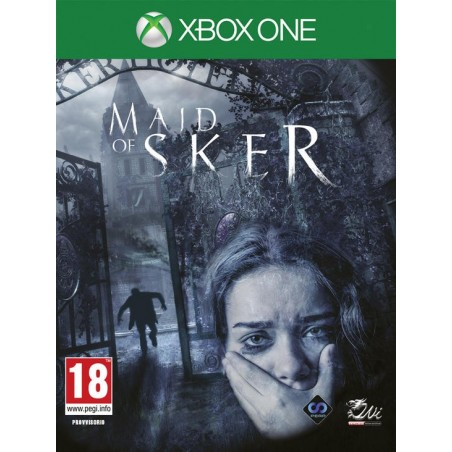 Maid of Sker - Preorder Xbox One - The Gamebusters