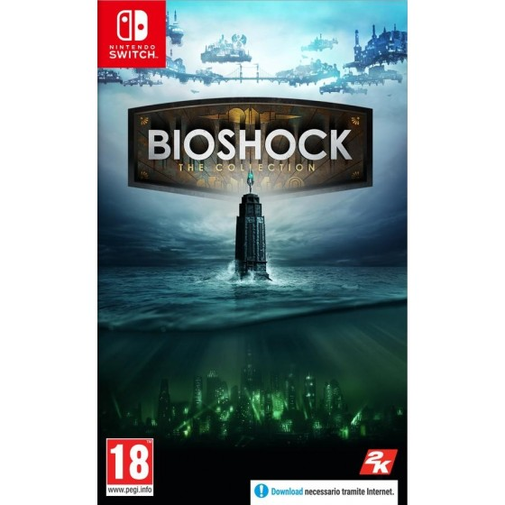 Bioshock The Collection - Switch - The Gamebusters