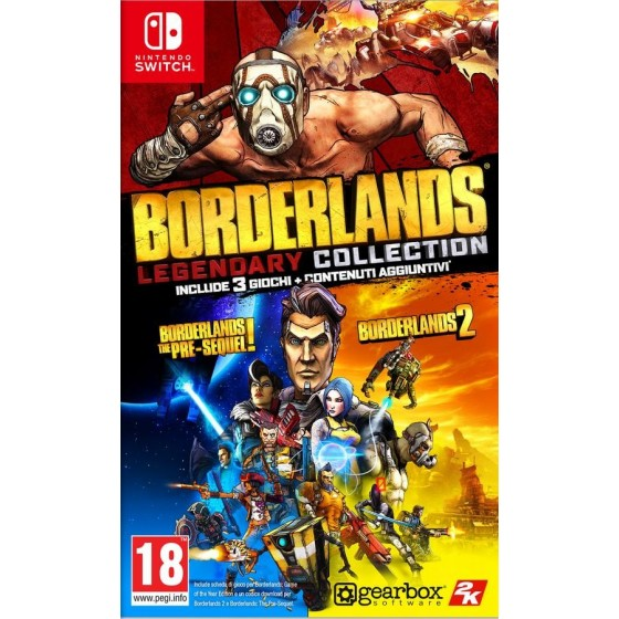 Borderlands: Legendary Collection - Switch - The Gamebusters