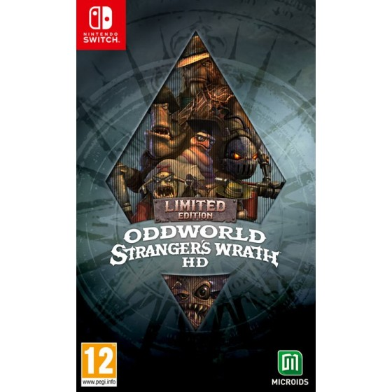 Oddworld: Stranger's Wrath HD - Switch - The Gamebusters