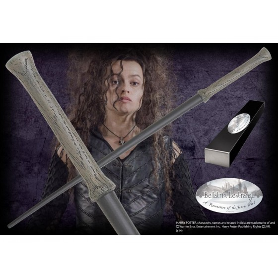 The Noble Collection Replica - Bacchetta di Bellatrix Lestrange - Harry Potter