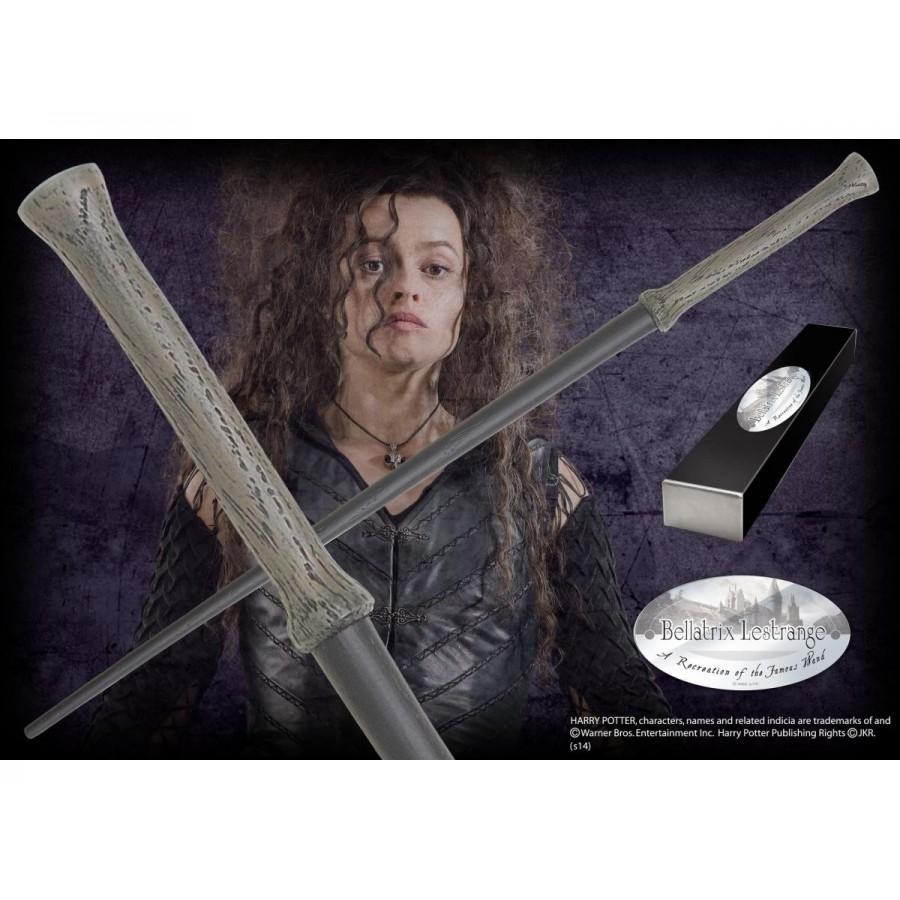 The Noble Collection Replica - Bacchetta di Bellatrix Lestrange - Harry Potter - The Gamebusters