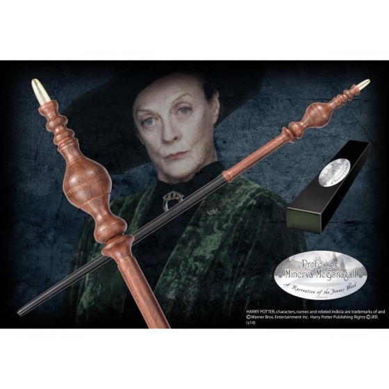 The Noble Collection Replica Bacchetta di Professor Minerva McGonagall - Harry Potter