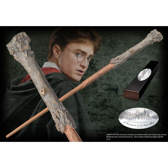 The Noble Collection Replica - Bacchetta di Harry Potter - Harry Potter