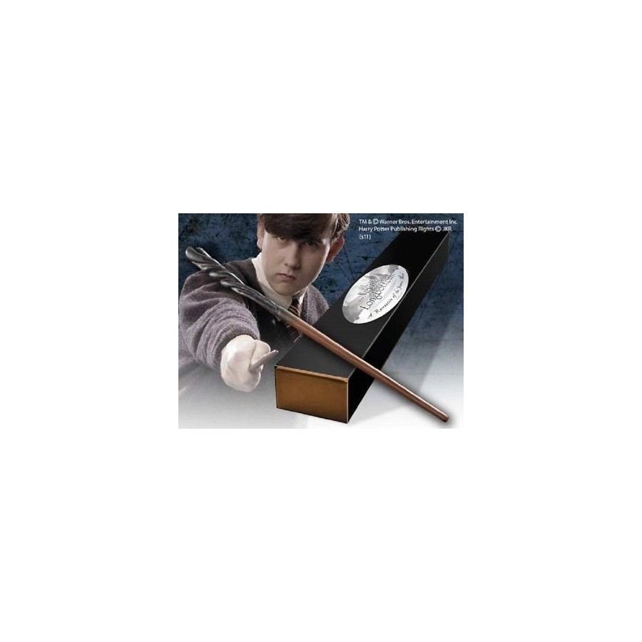 The Noble Collection Replica - Bacchetta di Neville Longbottom - Harry Potter