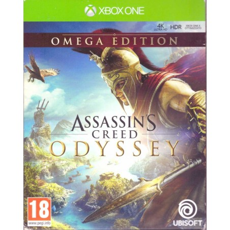 Assassin's Creed Odyssey - Omega Edition - Xbox One