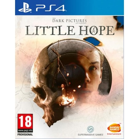 The Dark Pictures Anthology - Little Hope - Preorder PS4 - The Gamebusters