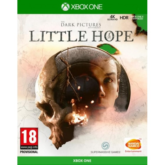 The Dark Pictures Anthology - Little Hope - Xbox One - The Gamebusters