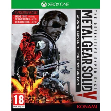 Metal Gear Solid V - The Definitive Experience - Xbox One