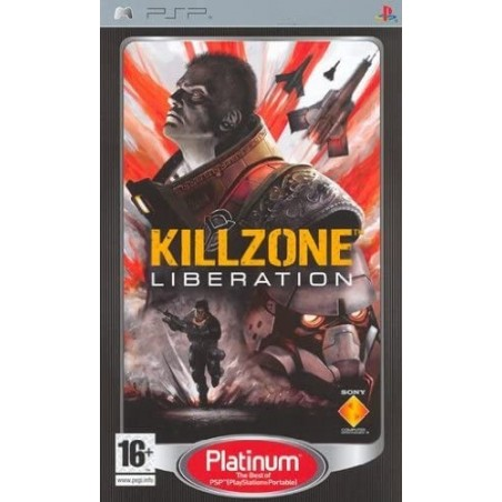 Killzone - Platinum - PSP