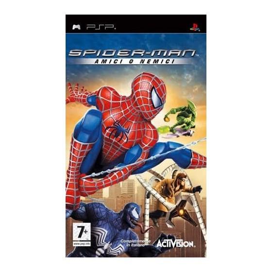 Spider-Man: Amici o Nemici - PSP