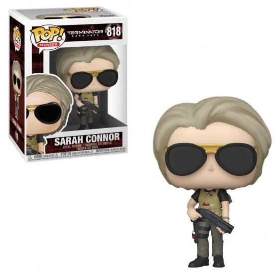 Funko Pop! - Sarah Connor (818) - Terminator Dark Fate