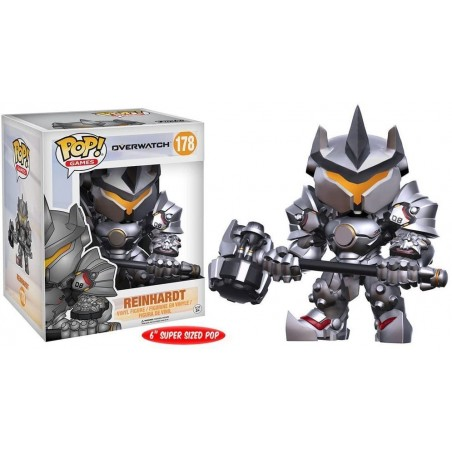 Funko Pop! - Reinhardt (178) - Overwatch