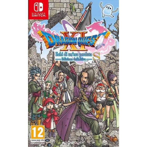 Dragon Quest XI S: Echi di un'era perduta - Edizione definitiva - Switch