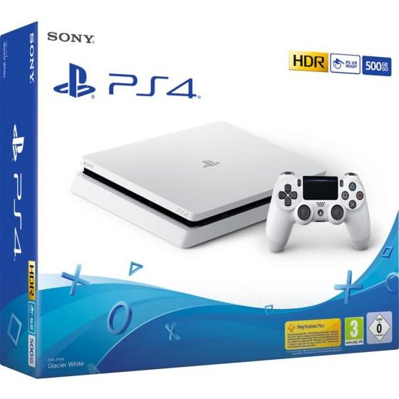 PlayStation 4 Slim 500 GB White