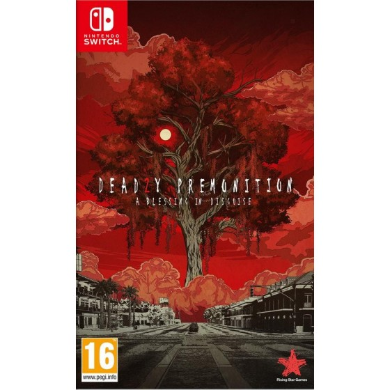 Deadly Premonition 2: A Blessing in Disguise- Preorder Switch - The Gamebusters