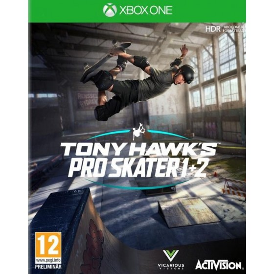Tony Hawk's Pro Skater 1 + 2 - Preorder Xbox One - The Gamebusters