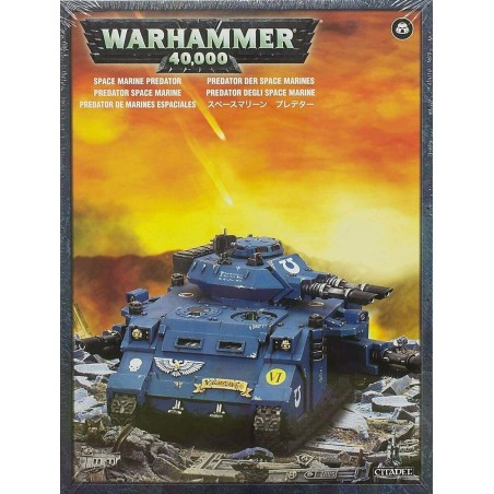 Warhammer 40.000 - Predator degli Space Marine - The Gamebusters