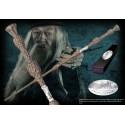 The Noble Collection Replica - Bacchetta di Albus Dumbledor Silente - Harry Potter