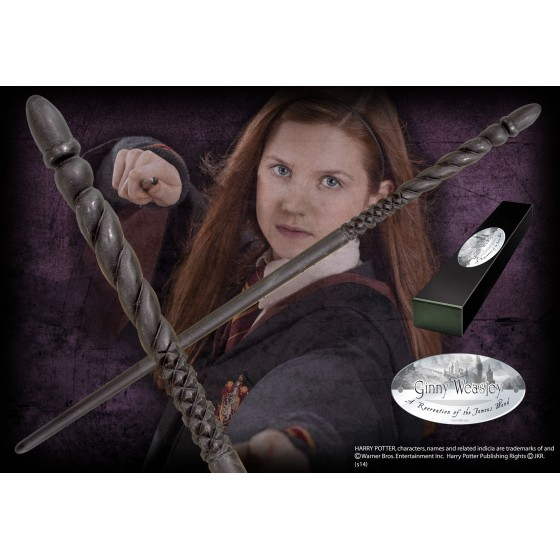 The Noble Collection Replica - Bacchetta di Ginny Weasley - Harry Potter