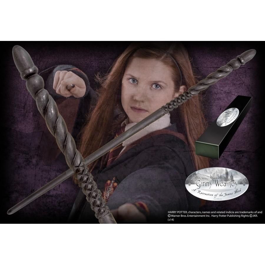 The Noble Collection Replica - Bacchetta di Ginny Weasley - Harry Potter