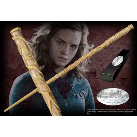 The Noble Collection Replica - Bacchetta di Hermione Granger - Harry Potter
